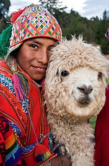 Portrait du Pérou