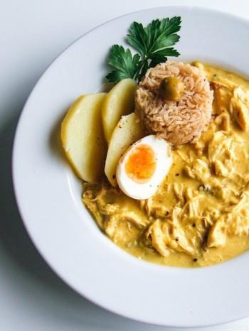 Ají de Gallina - Cuisine Pérou