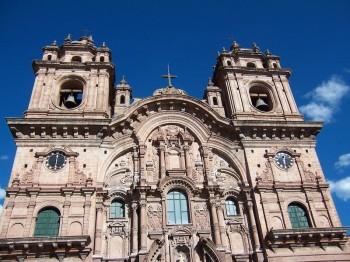 Cathédrale de Cusco - circuit Pérou