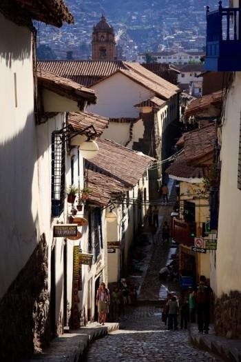 Quartier de San Blas - Cuzco