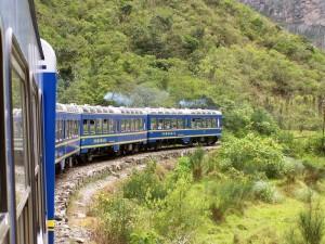 En route vers le Machu Picchu