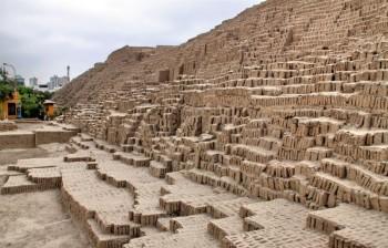 Huaca Pucllana - visite Lima