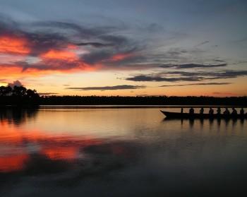 Lac Sandoval - voyage Amazonie