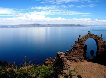 Île Amantani - Lac titicaca