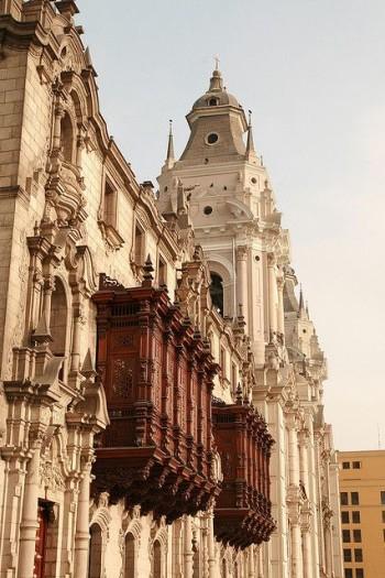 Lima - capitale du Pérou