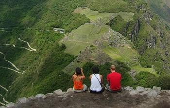 Machu Picchu depuis le Huayna Picchu