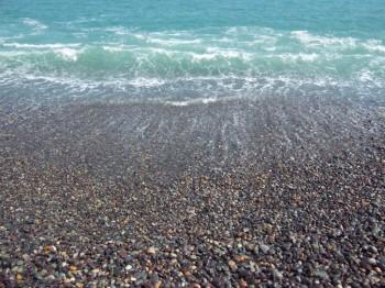 Océan pacifique à Lima