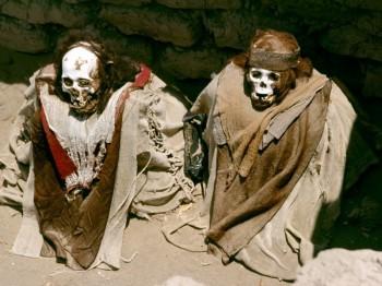 Cimetière de Chauchilla - Visite Nazca