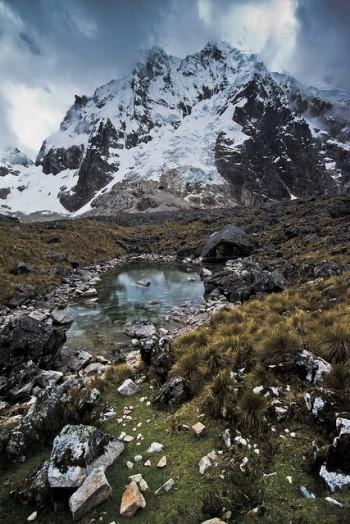 Nevado Salkantay - Pérou
