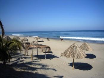Plage de Mancora - Punta Sal, Nord Pérou
