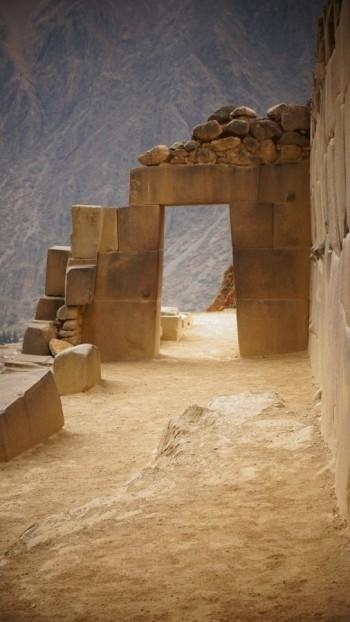 Ollantaytambo - Cuzco - Pérou