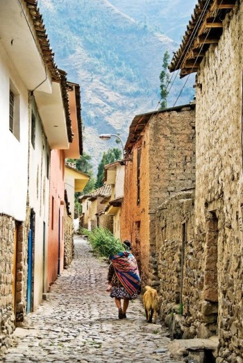Ollantaytambo - Vallée Sacrée des Incas