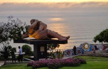 Parc de l'amour - Lima