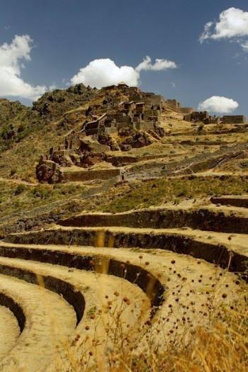Pisaq - vallée sacrée des incas
