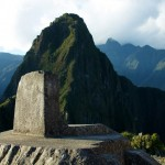 Intiwatana du Machu Picchu