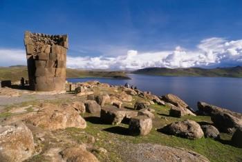 Sillustani, visite Puno, Lac Titicaca