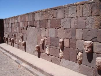 Cité de Tiwanaku - proche de La Paz