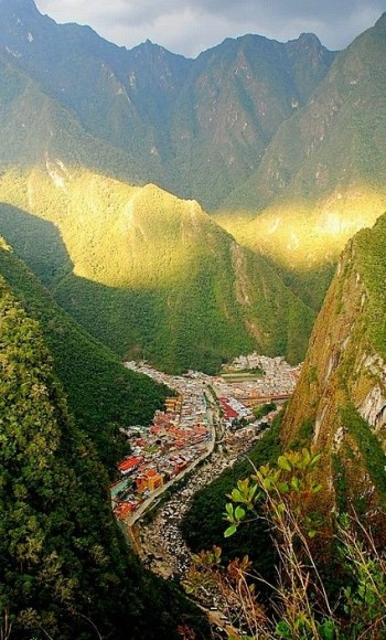 Aguas Calientes - Pérou