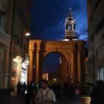 Rue Mercaderes, Arequipa Pérou