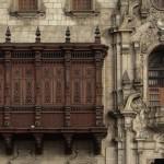 Balcons du vieux Lima