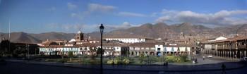 Place des Armes, Cuzco Pérou