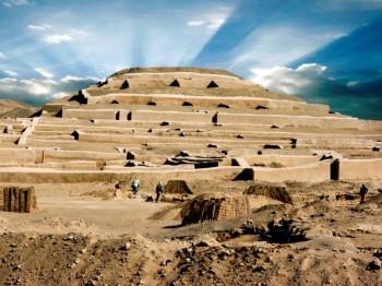 Pyramide de Cahuachi
