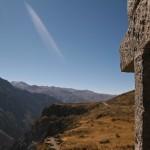 La Croix du Condor, Canyon de Colca