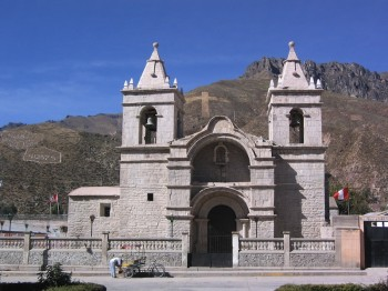 Chivay, Colca