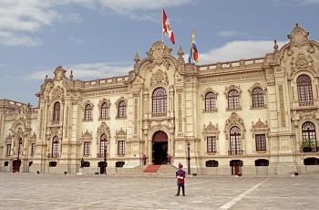 Palais présidentiel - Lima