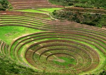 Cirques de Moray - Vallée Sacrée des Incas