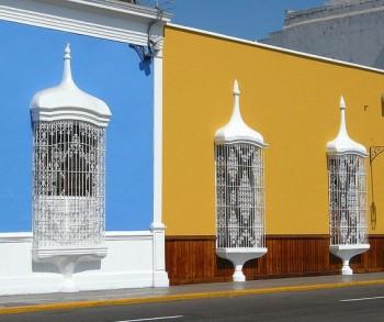 Fenêtres de Trujillo