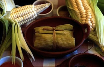 Humitas, cuisine amérindienne, voyage Pérou Bolivie