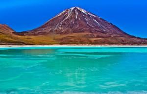 Bolivie voyage, Laguna Verde - Sud Lipez