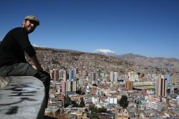 La Paz, Bolivie - vue générale