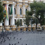 Place Murillo, Tour Bolivie