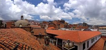 La Paz vue des toits