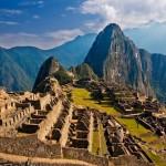 Machu Picchu - vue générale