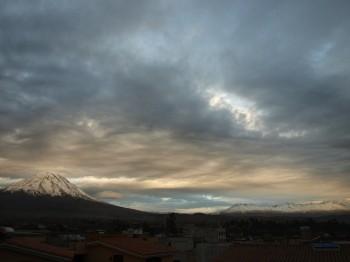 Volcans Misti et Pichu Pichu, Arequipa Pérou