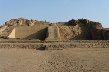 site archéologique de Pachacamac, proche Lima