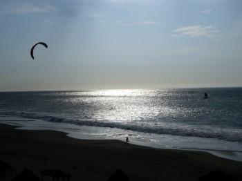 Parapente à Lima