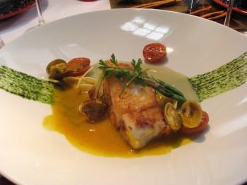 Plat poisson, cuisine du Pérou
