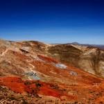 Circuit Bolivie, Cerro rico - Potosi