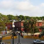 Pont des soupirs à Barranco