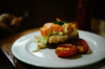 Saumon, cuisine Pérou