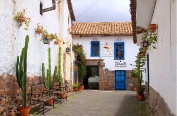 Quartier San Blas - Cuzco
