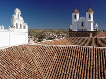 Sucre - Voyage Bolivie