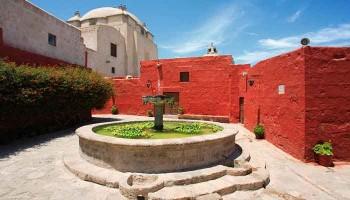 Santa Catalina, Arequipa, Perou
