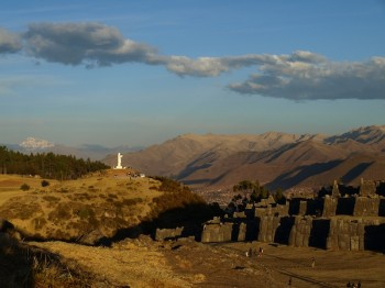 Sacsayhuaman et Cristo Blanco, Cuzco
