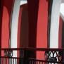 Tambo Aymara - Hôtel Salar de Uyuni - Balcon