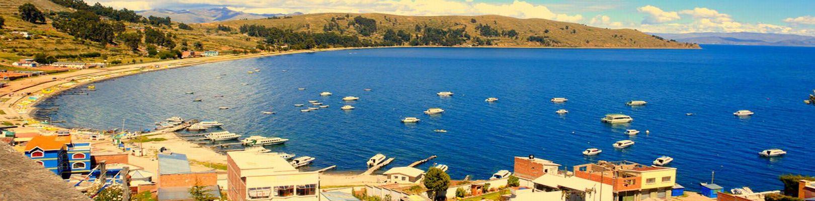 voyage pérou bolivie - Copacabana lac titicaca